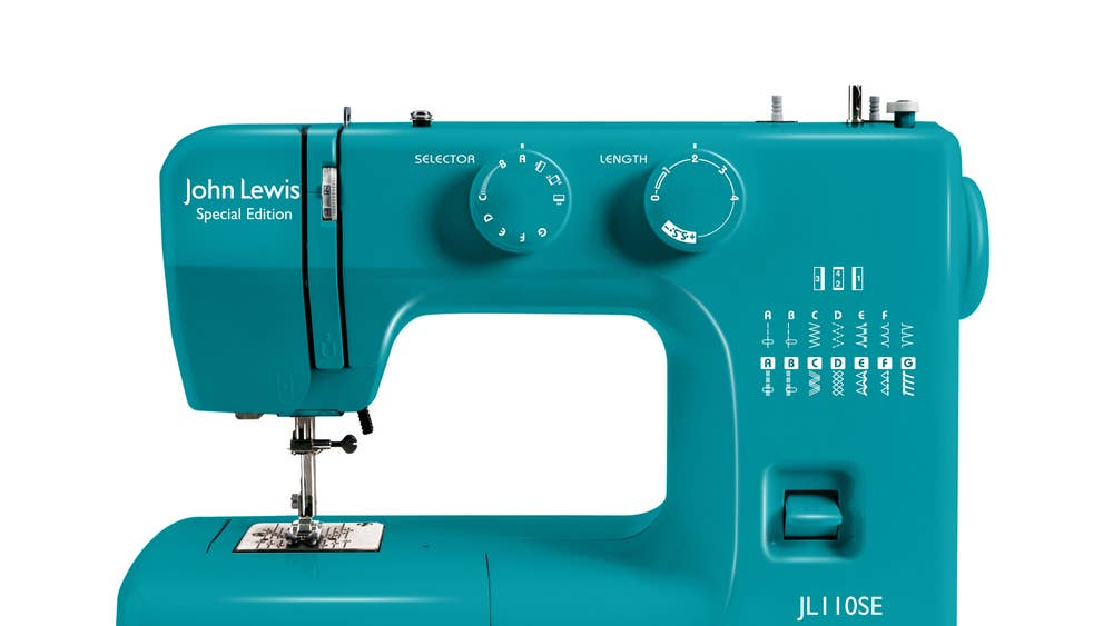 The Great British Sewing Bee Matt Chapple Named Winner After Wowing Classy Sewing Machine Used On Sewing Bee 2015